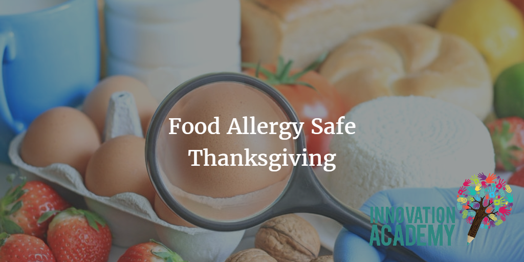 food allergy safe Las Vegas elementary-Innovation Academy