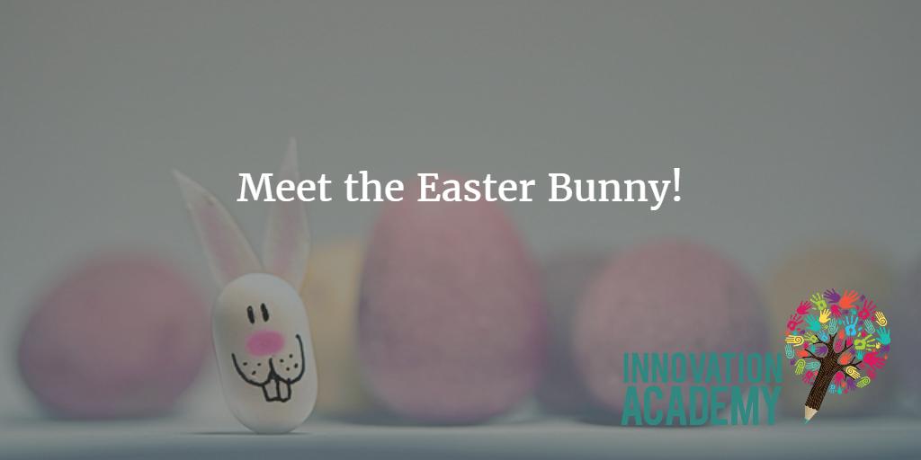 Innovation Academy Las Vegas Elementary-Easter bunny