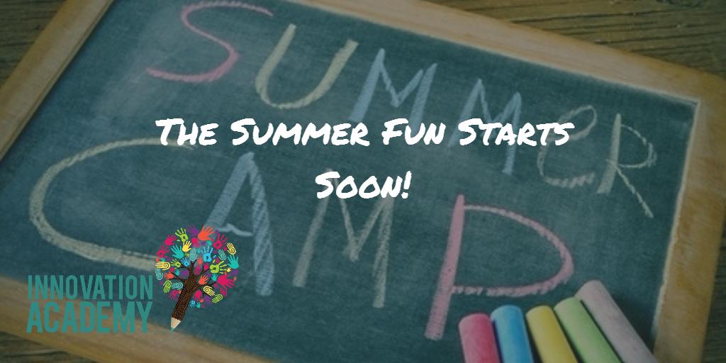 las vegas summer camp-Innovation Academy