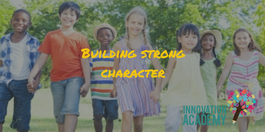 Innovation Academy Las Vegas Elementary-character building