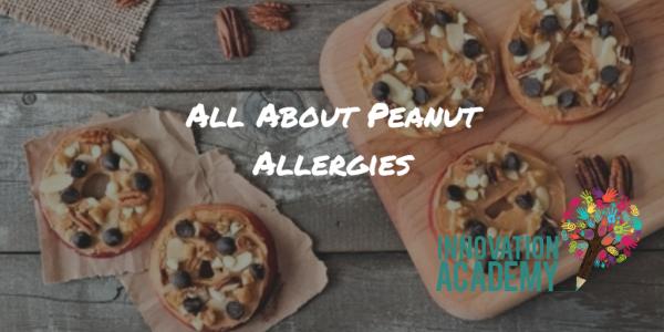 food allergy safety-Innovation Academy Las Vegas-peanut allergy