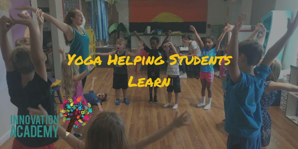 Las Vegas Elementary-Innovation Academy Las Vegas yoga