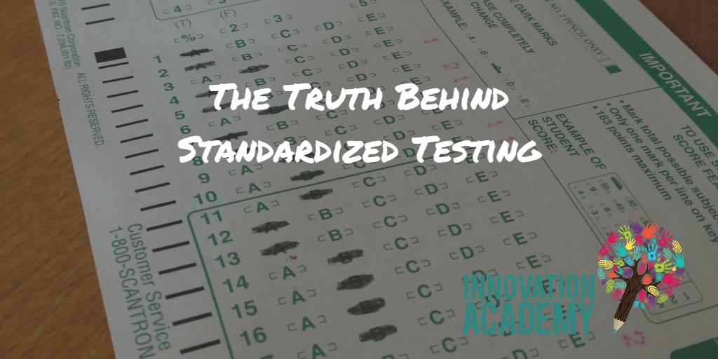 Las Vegas Elementary-Innovation Academy-standardized testing