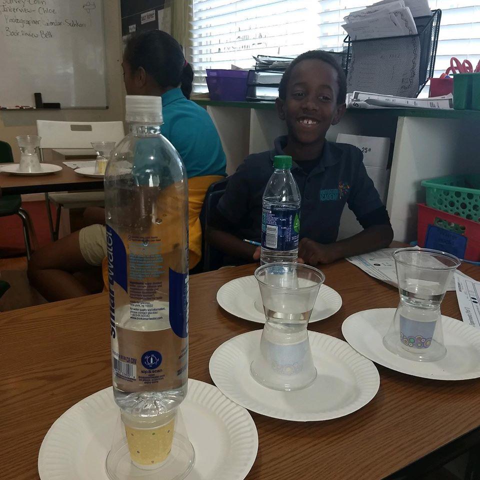 STEM Engineering rain maker