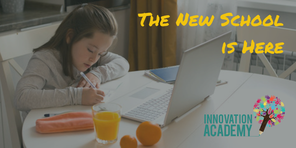 distance learning las vegas-school closures-innovation academy las vegas elementary